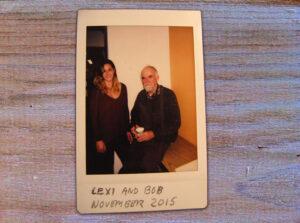 Lexi and Bob, November 2015