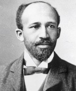 Photo of W.E.B. Du Bois